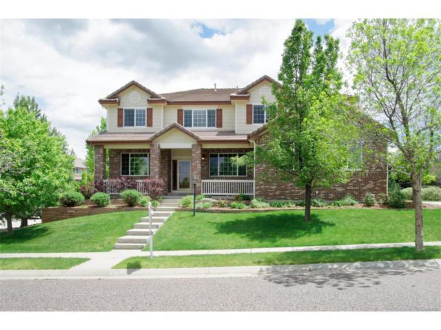 16182 E Lake Drive, Centennial, CO 80016 (MLS #2037870) :: 8z Real Estate