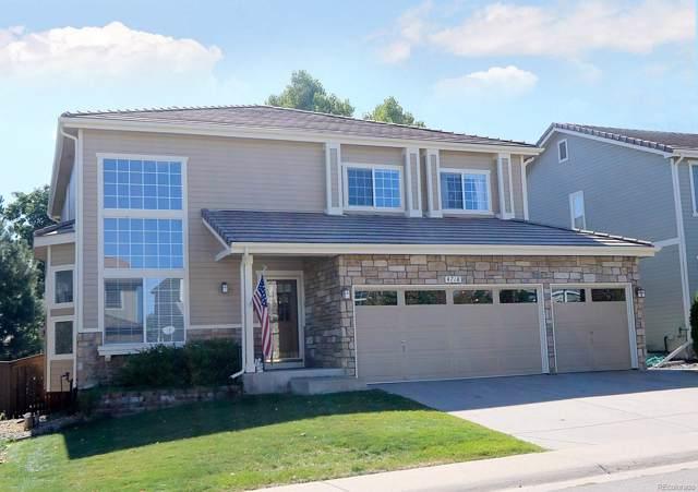4718 Fenwood Drive, Highlands Ranch, CO 80130 (MLS #2038045) :: 8z Real Estate