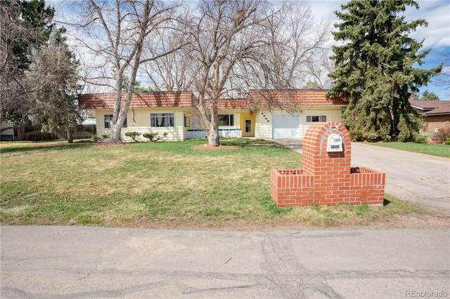 2205 Carr Street, Lakewood, CO 80214 (#2038186) :: Chateaux Realty Group