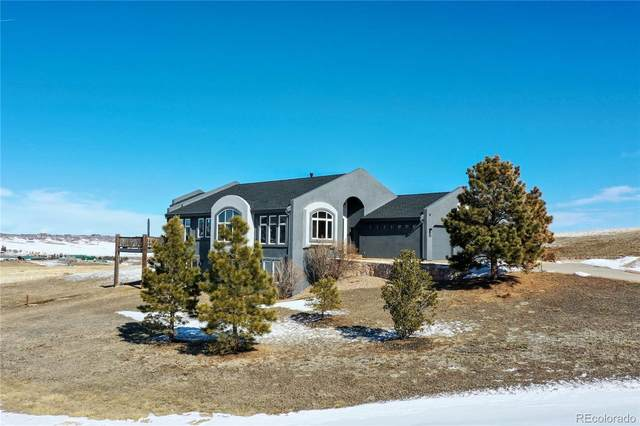 455 Bell Star Circle, Castle Rock, CO 80104 (#2038210) :: The Dixon Group
