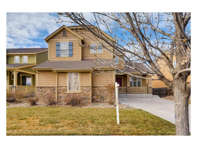 10587 Troy Street, Commerce City, CO 80022 (MLS #2038543) :: 8z Real Estate