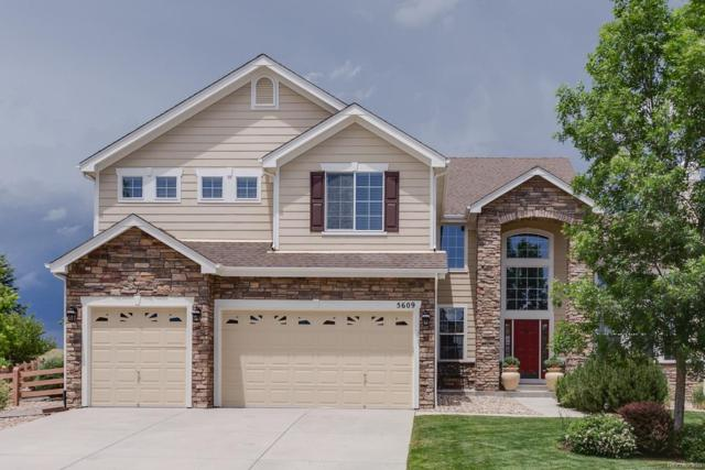 5609 Brahma Place, Parker, CO 80134 (#2038680) :: HomeSmart Realty Group