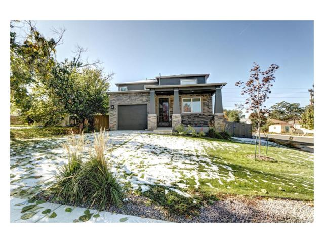 3201 S Emerson Street, Englewood, CO 80113 (#2038960) :: The City and Mountains Group