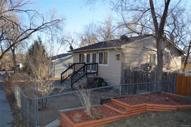 2515 W Willamette Avenue, Colorado Springs, CO 80904 (#2039047) :: Structure CO Group