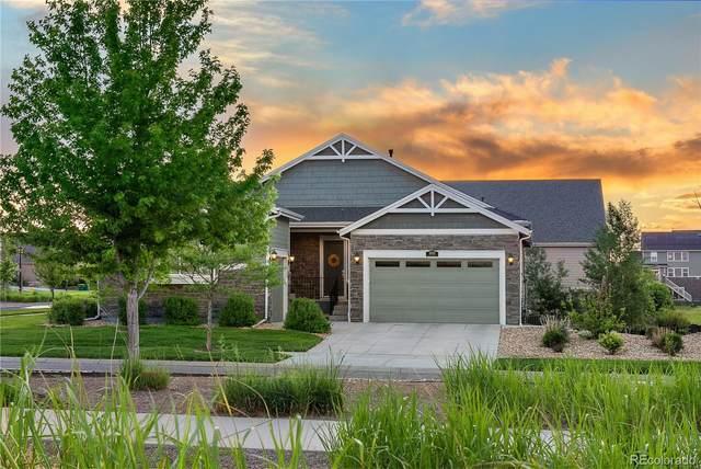 8169 S Blackstone Parkway, Aurora, CO 80016 (MLS #2039302) :: 8z Real Estate