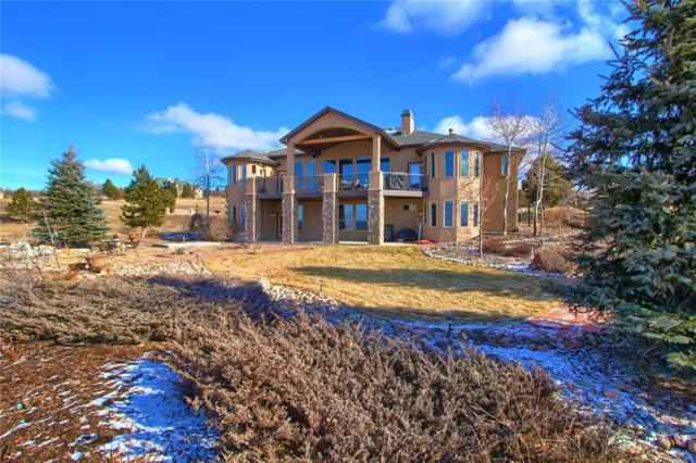 3487 Medallion Road, Castle Rock, CO 80104 (#2039524) :: The HomeSmiths Team - Keller Williams