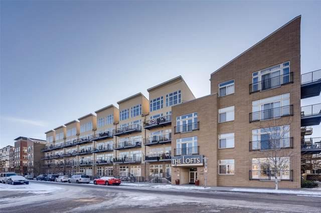 7240 W Custer Avenue #319, Lakewood, CO 80226 (#2039840) :: The Heyl Group at Keller Williams