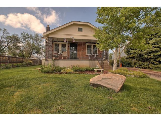2312 W Baltic Place, Englewood, CO 80110 (MLS #2040683) :: 8z Real Estate