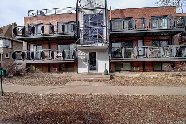 1045 Clarkson Street #307, Denver, CO 80218 (MLS #2040987) :: Kittle Real Estate