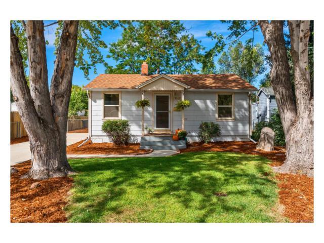 4545 S Logan Street, Englewood, CO 80113 (MLS #2041667) :: 8z Real Estate