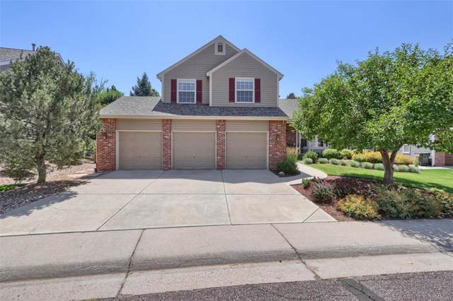 772 Hughes Lane, Highlands Ranch, CO 80126 (#2041742) :: The Heyl Group at Keller Williams