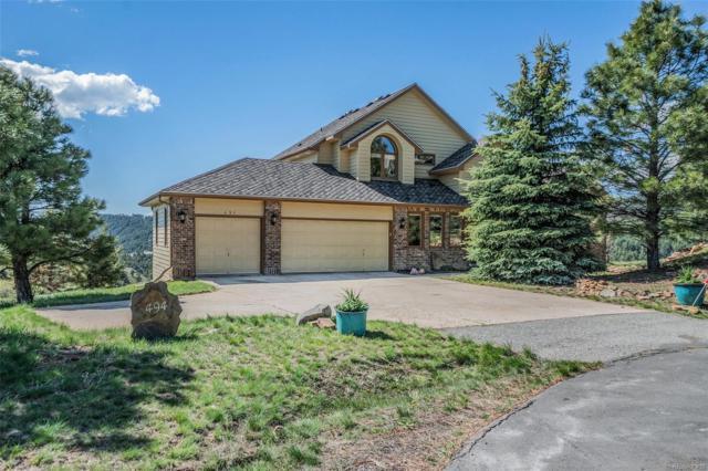 494 Mount Vernon Circle, Golden, CO 80401 (#2041955) :: The HomeSmiths Team - Keller Williams