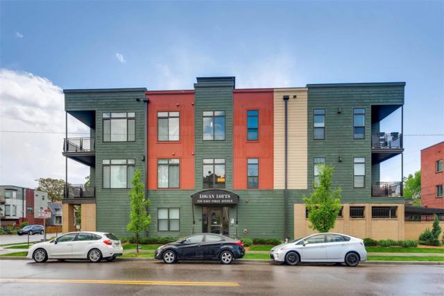 336 E 1st Avenue #300, Denver, CO 80203 (#2042189) :: The Galo Garrido Group