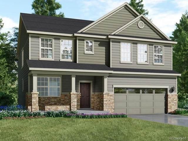17356 Springfield Lane, Parker, CO 80134 (#2042309) :: Portenga Properties - LIV Sotheby's International Realty