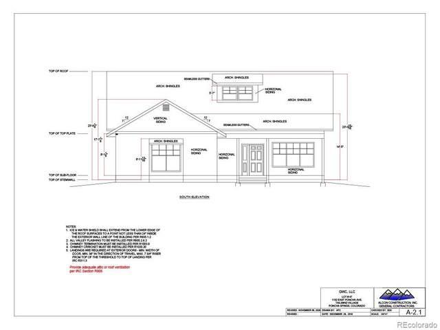 1132 E Poncha Avenue, Poncha Springs, CO 81242 (MLS #2042331) :: Bliss Realty Group