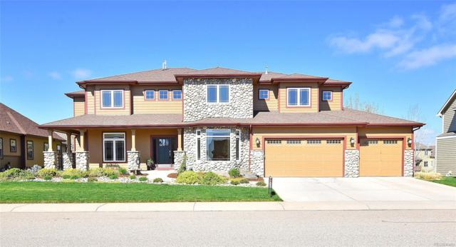 8299 Sand Dollar Drive, Windsor, CO 80528 (#2042556) :: The Peak Properties Group