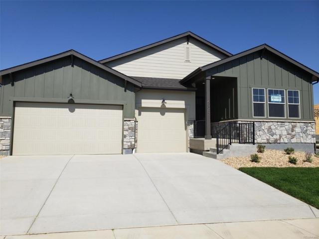 4595 Shore View Court, Firestone, CO 80504 (#2042609) :: Group 46:10 - Denver