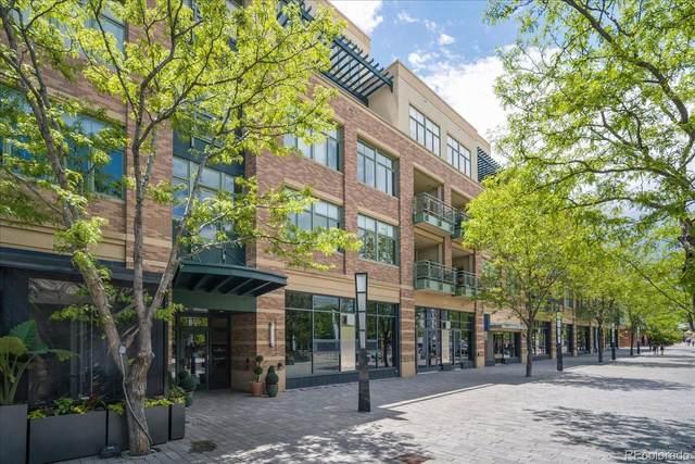 7220 W Bonfils Lane #206, Lakewood, CO 80226 (#2042903) :: Finch & Gable Real Estate Co.