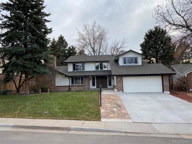5997 S Glencoe Way, Centennial, CO 80121 (MLS #2042960) :: 8z Real Estate