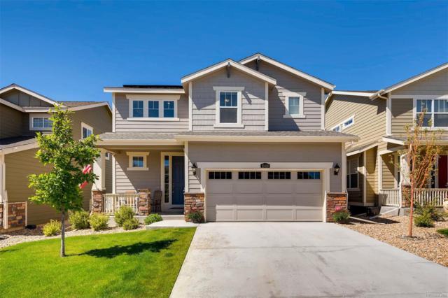 10410 Evansville Circle, Parker, CO 80134 (#2043438) :: HomePopper