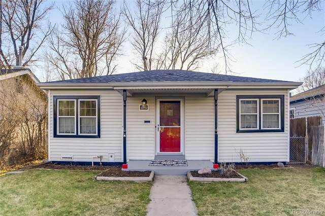 2421 S Williams Street, Denver, CO 80210 (#2043589) :: HomeSmart