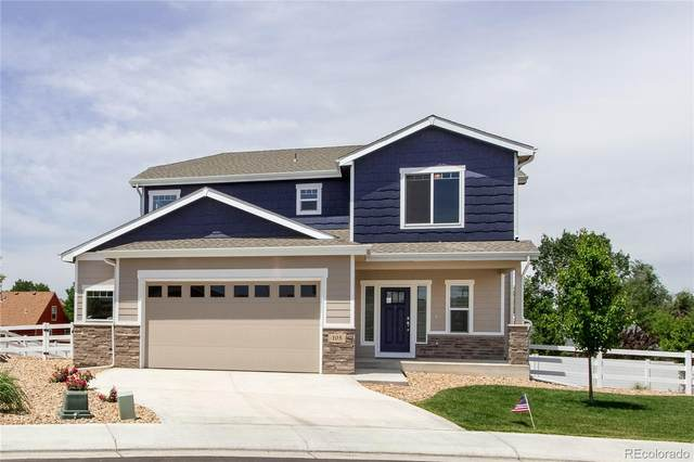 105 Santiago Street, Frederick, CO 80530 (#2043761) :: West + Main Homes