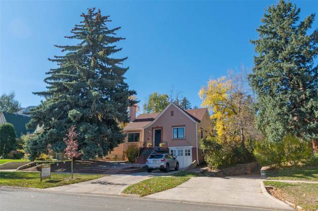 877 13th Street, Boulder, CO 80302 (#2043777) :: The DeGrood Team
