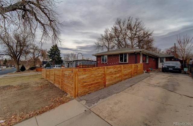 150 S Hooker Street, Denver, CO 80219 (#2044680) :: iHomes Colorado