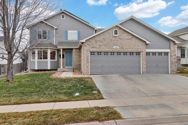 10816 W 55th Lane, Arvada, CO 80002 (#2044723) :: The DeGrood Team
