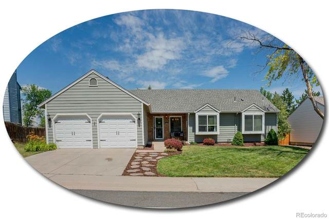7051 S Eudora Street, Centennial, CO 80122 (MLS #2045018) :: 8z Real Estate