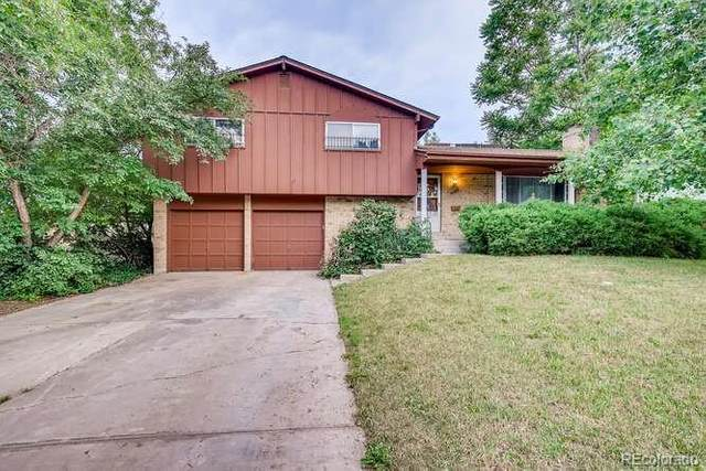 12442 W 65th Avenue, Arvada, CO 80004 (#2045355) :: Venterra Real Estate LLC