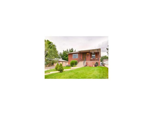 2715 Xavier Street, Denver, CO 80212 (MLS #2045529) :: 8z Real Estate