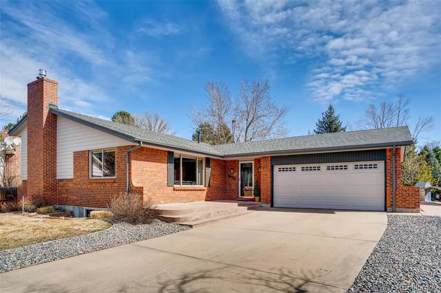4696 E Lake Avenue, Centennial, CO 80121 (MLS #2045896) :: Kittle Real Estate