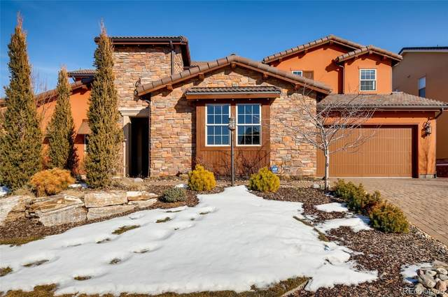 9388 Vista Hill Lane, Lone Tree, CO 80124 (#2046071) :: The Gilbert Group