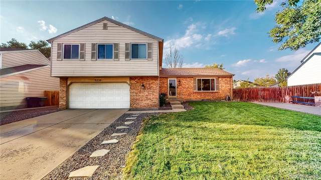 5239 E 114th Place, Thornton, CO 80233 (#2046156) :: The Brokerage Group