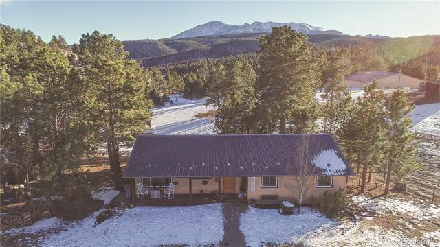 72 Broken Wagon Road, Woodland Park, CO 80863 (#2046349) :: The DeGrood Team