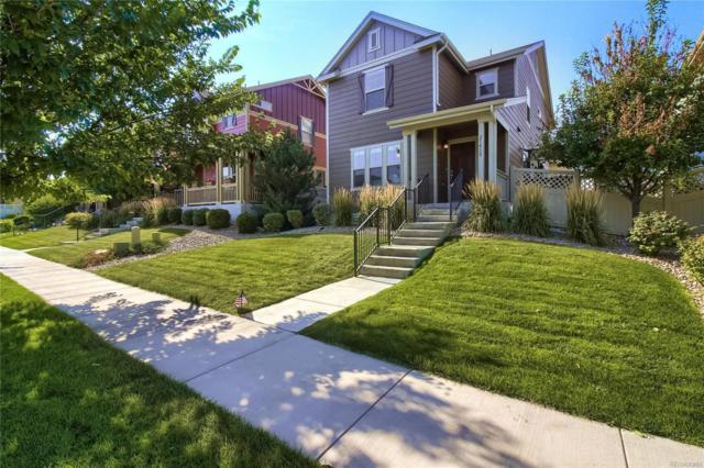 21418 E Stroll Avenue, Parker, CO 80138 (#2047065) :: The Peak Properties Group