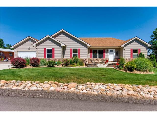8694 S Brentwood Street, Littleton, CO 80128 (#2047336) :: The City and Mountains Group
