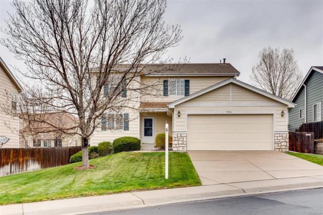 5516 S Rome Street, Aurora, CO 80015 (#2047340) :: House Hunters Colorado