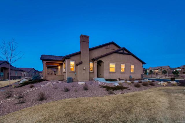 13075 Cake Bread Heights, Colorado Springs, CO 80921 (#2048204) :: The Pete Cook Home Group