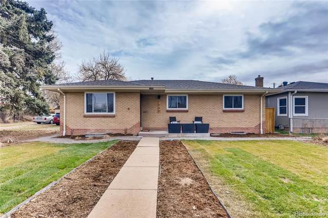 1946 Rosemary Street, Denver, CO 80220 (#2048499) :: Venterra Real Estate LLC
