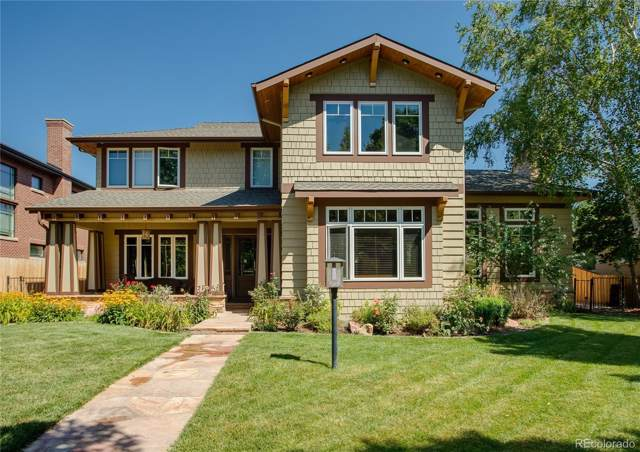 2350 S Clayton Street, Denver, CO 80210 (#2048795) :: The Griffith Home Team