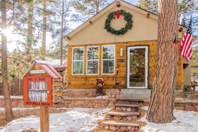 306 S Evergreen Street, Woodland Park, CO 80863 (MLS #2048945) :: 8z Real Estate