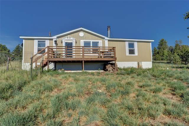 4470 Campfire Road, Hartsel, CO 80449 (#2049077) :: Bring Home Denver with Keller Williams Downtown Realty LLC