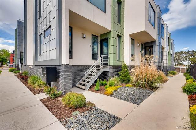 3444 Navajo Street #10, Denver, CO 80211 (#2049837) :: The Heyl Group at Keller Williams