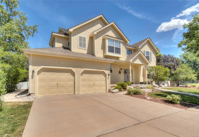 20181 E Maplewood Place, Centennial, CO 80016 (#2050199) :: The DeGrood Team