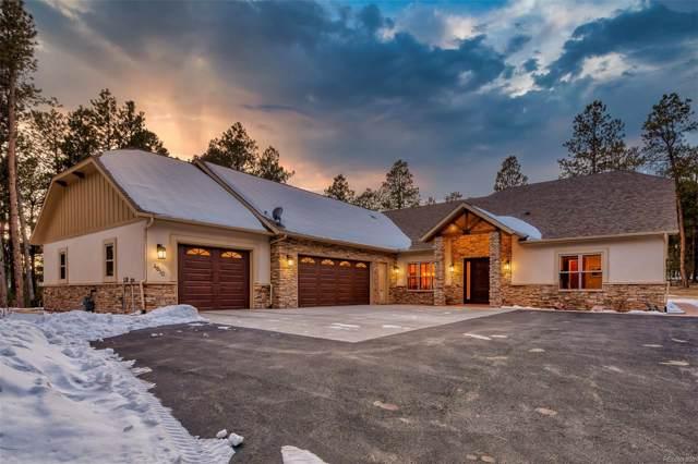 4810 Hidden Rock Road, Colorado Springs, CO 80908 (MLS #2050205) :: 8z Real Estate