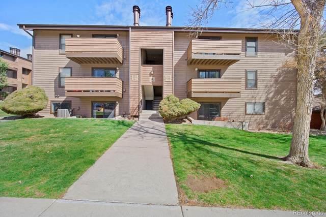205 Wright Street #103, Lakewood, CO 80228 (MLS #2050334) :: Kittle Real Estate