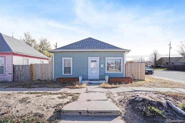 402 Harrison Avenue, Fort Lupton, CO 80621 (#2050605) :: The Brokerage Group