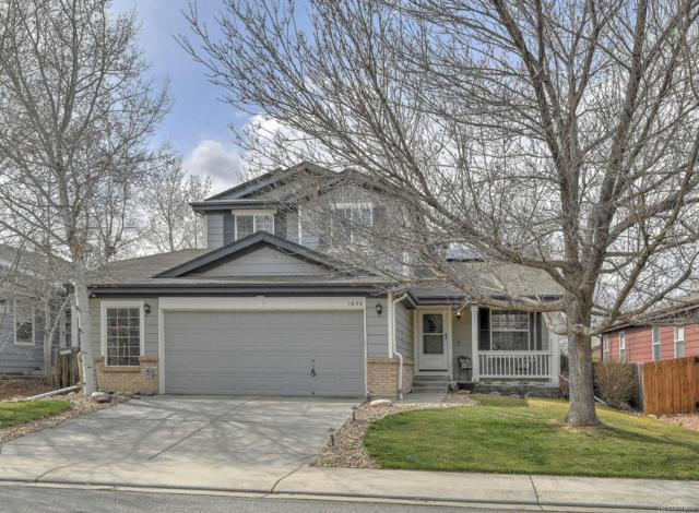 1652 Maccullen Drive, Erie, CO 80516 (#2050682) :: The Peak Properties Group